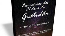 Diário da Gratidão – 21 dias de Exercícios práticos sobre ser grato.